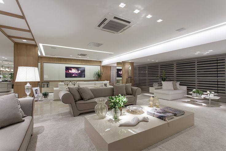 Apartamento no Horto Florestal - Home Theather com iluminação cênica