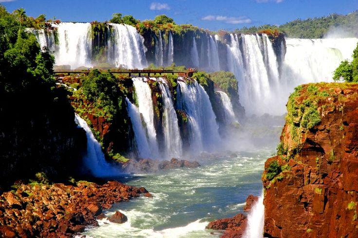 Iguazu Falls, Brazil #TravelTuesday