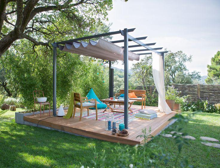 balcon terrasse jardin am nagez votre ext rieur deco sons and d. Black Bedroom Furniture Sets. Home Design Ideas