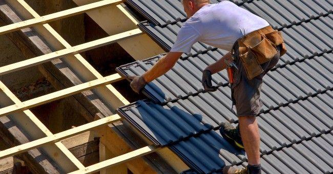 Comment utiliser une peinture d'étanchéité pour toiture - [node:vocab:3:term] - utile.fr