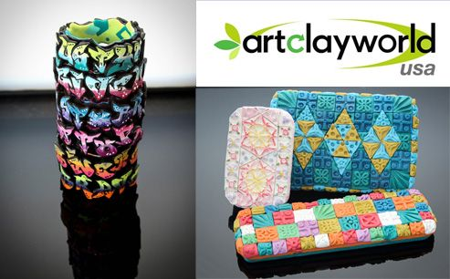 Anke Humpert is coming!!!! Saturday, August 26 she's teaching her Graffiti Bracelets: http://www.artclayworld.com/product-p/cl-ah-8-26-17.htm Sunday, August 27 she's teaching a specialty class she made just for us - a Tessellation Box! http://www.artclayworld.com/product-p/cl-ah-8-27-17.htm Each class is already available for registration, and CAPCG members have a special discount! Mention your CAPCG membership to receive $15 off per class!
