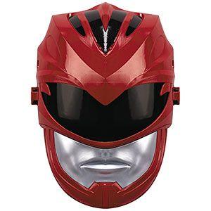 Power Rangers Movie Red Ranger Sfx Mask | ThinkGeek
