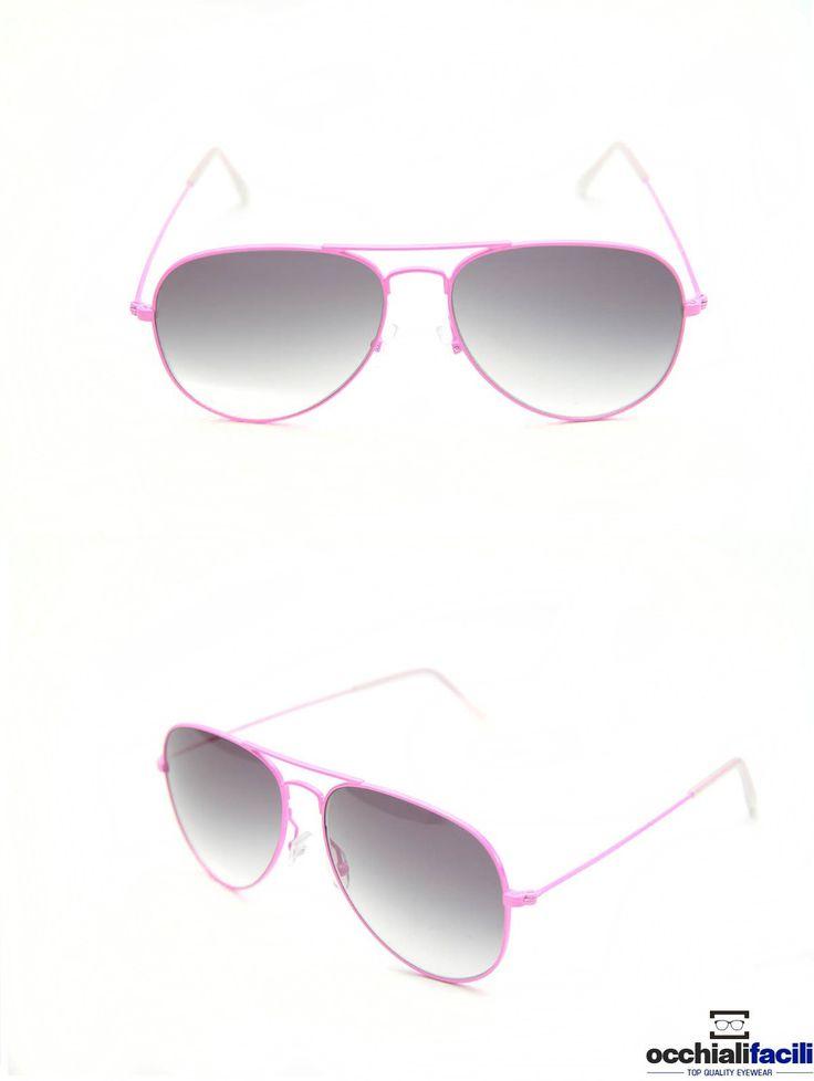Occhiali da sole Mata Mod.1272 Col.LG,in metallo con doppio ponte e terminali in celluloide, lente sfumata e forma a goccia. http://www.occhialifacili.com/prodotto/occhiali-da-sole-mata-1272-col-y1/