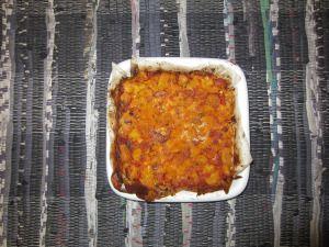 aked pasta with mozzarella and fresh tomato sauce: a really delicious, easy, authentic Italian dish www.easyitaliancuisine.com