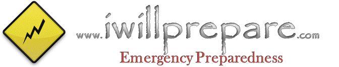 I Will Prepare - Emergency Preparedness