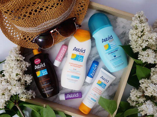 All my cosmetics: Péče o pokožku v létě: aneb co si nezapomenout při...