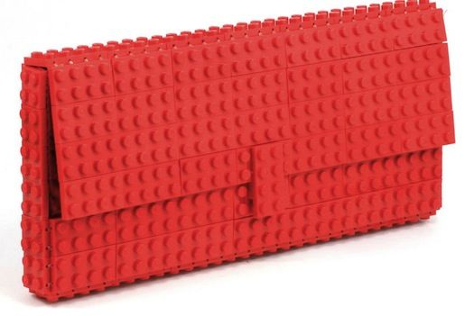Purses Made Of LEGOs
