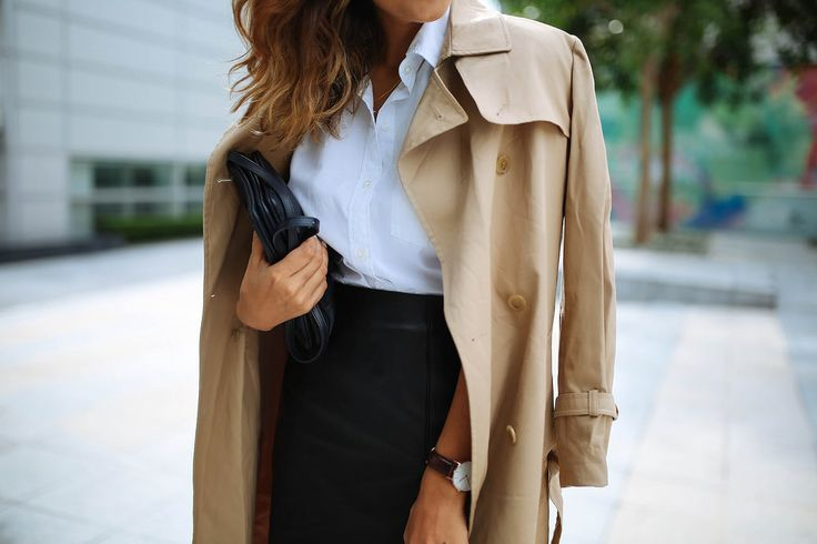 What should I wear to work today? To help decide, ask these 5 questions, via Geneva Vanderzeil of A Pair and a Spare.