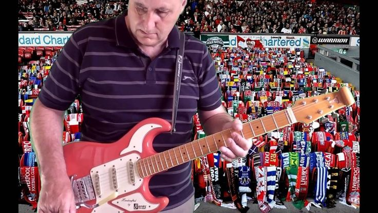 You'll Never Walk Alone instrumental guitar cover song played by Neville Worthington - easy instrumental guitar solo - instrumental guitar tabs