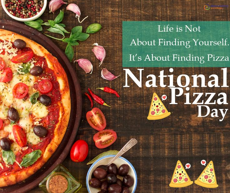 Life Is Not About Finding Yourself It S About Finding Pizza Nationalpizzaday Shadowtechnology Websiteredesigning Smoc Find Pizza Pizza Day National Pizza
