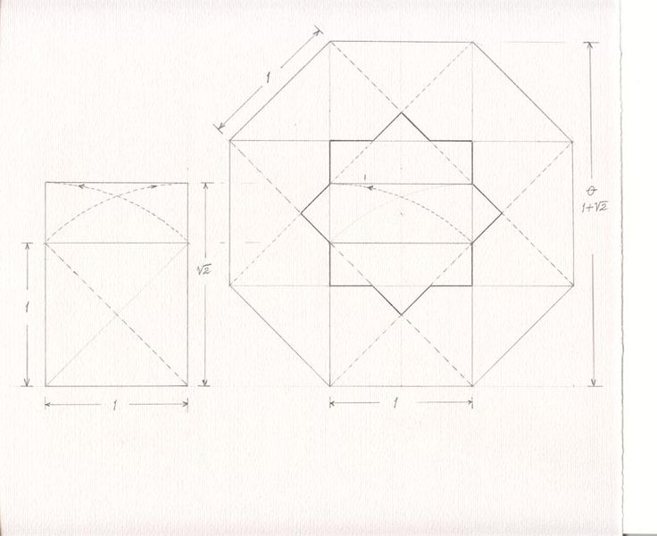 267 best Disegno geometrico images on Pinterest Geometric - octagon graph paper