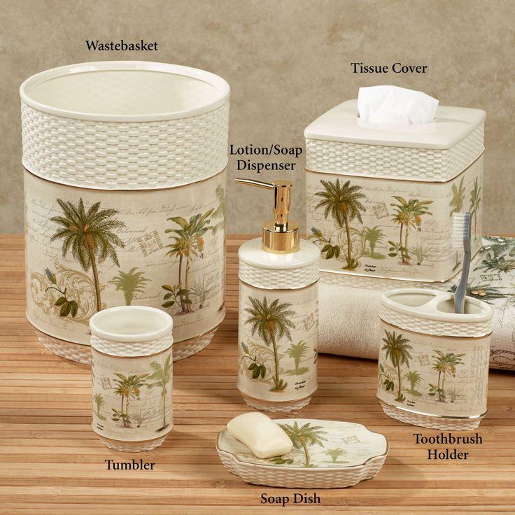 1000 ideas about palm tree bathroom on pinterest for Palm tree bathroom ideas