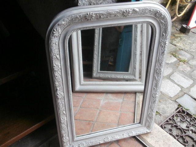Les 14 meilleures images propos de miroirs anciens sur for Miroir louis philippe