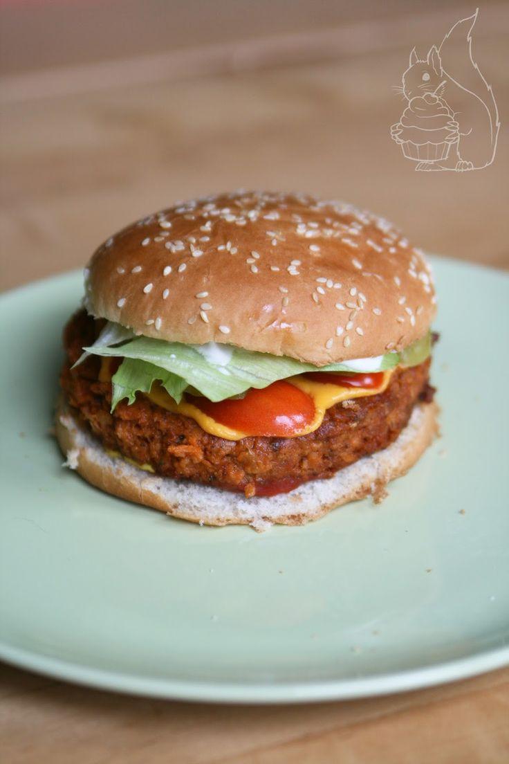 Squirrel of Nom's Tasty Treats: Der perfekte Burger | The Perfect Burger