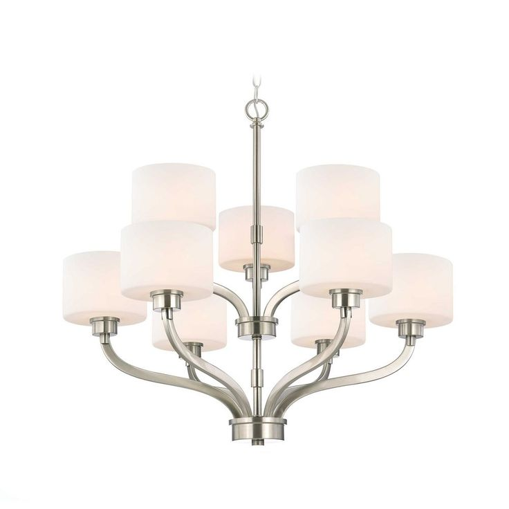 65 best lighting images on pinterest pendant lights glass pendants and glass pendant light - Spectacular glass chandelier shades for more elegant interior ...