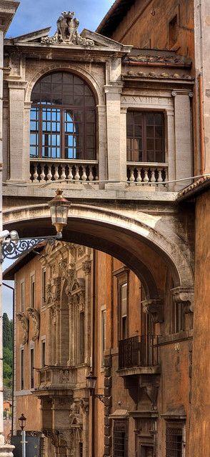 ~Rome, Italy   House of Beccaria#
