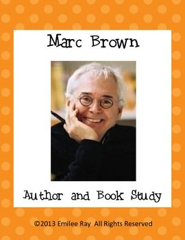 marc brown coloring pages - photo#35
