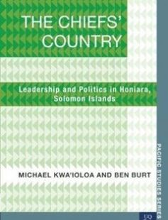 The Chiefs? Country: Leadership and Politics in Honiara Soloman Islands free download by Michael Kwa?ioloa Ben Burt ISBN: 9781921902246 with BooksBob. Fast and free eBooks download.  The post The Chiefs? Country: Leadership and Politics in Honiara Soloman Islands Free Download appeared first on Booksbob.com.