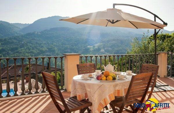 A fantastic villa in Vibonati, Cilento, Italy.