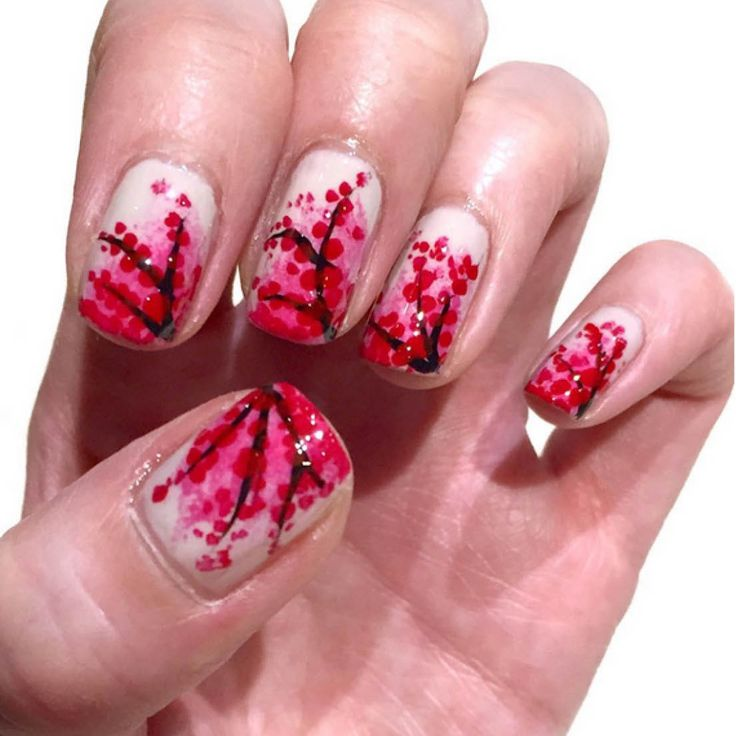 28 best Nail Art: Chinese New Year images on Pinterest | Nail arts ...