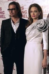 Brad Pitt Gives Angelina Jolie Great-Gran's Ring