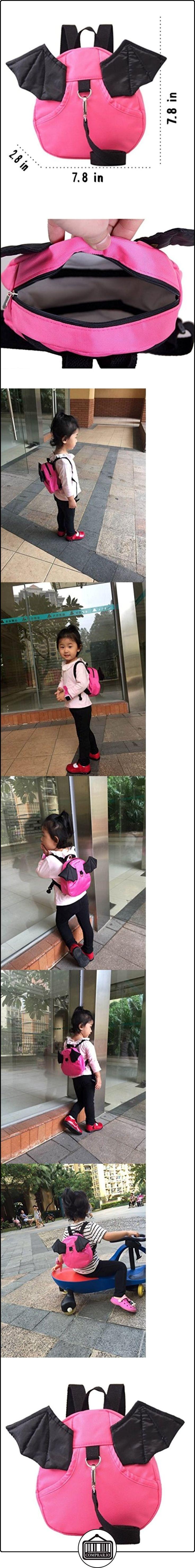 fvstar para caminar Arnés de seguridad, mochila con arnés de seguridad, Kids Walking auxiliar con correa, bebé anti-lost mochila rosa rosa  ✿ Seguridad para tu bebé - (Protege a tus hijos) ✿ ▬► Ver oferta: http://comprar.io/goto/B01LZG0FAC