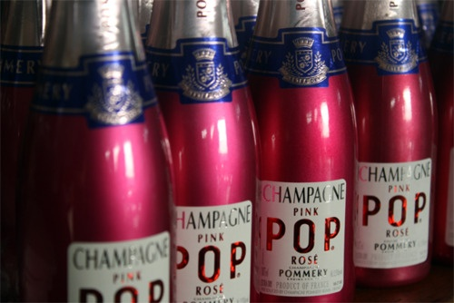 Bought this pop pommery champagne pack in paris 4 1 richard champagne