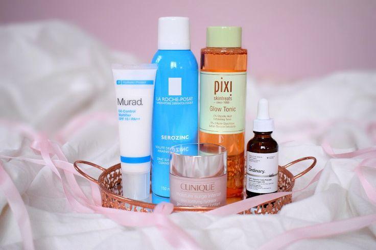 Carolina's Makeup Life : Skincare Haul | The Ordinary, Pixi, Clinique, Mura...