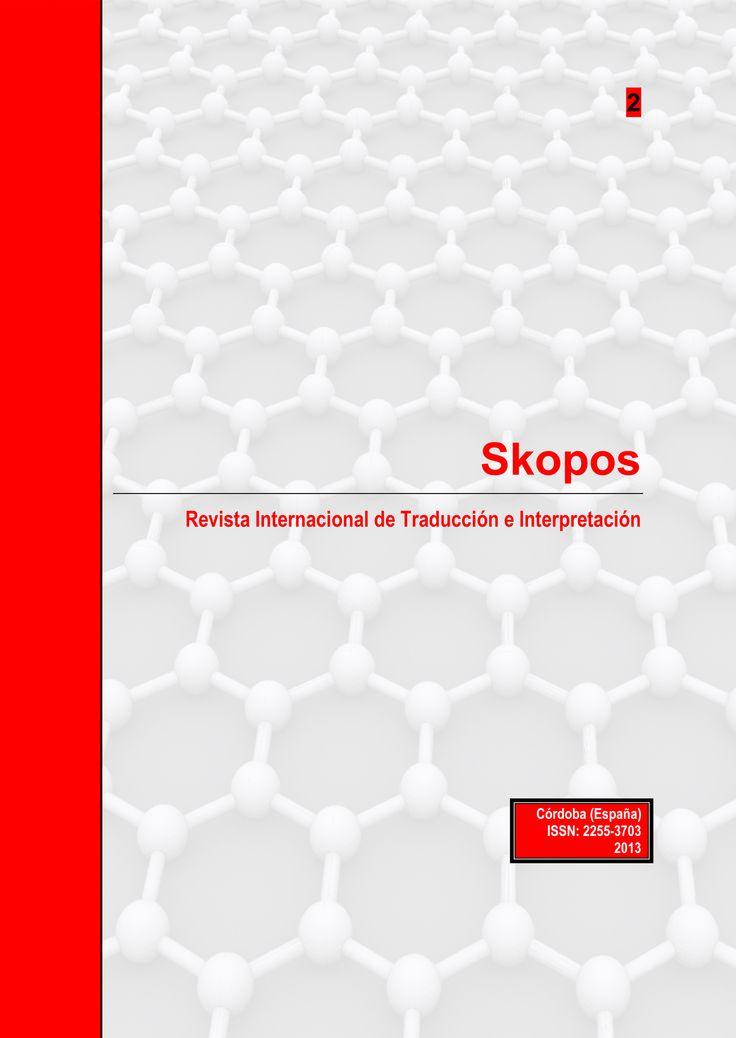 #Editorial Skopos 2. Revista Internacional de Traducción e Interpretación