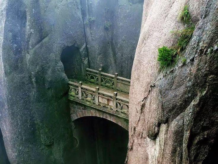 Самые загадочные места планеты 2: 20 мистических мостов, которые ведут в другие миры
