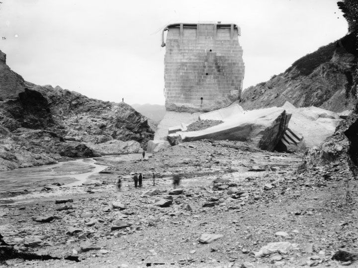 The Flood: St. Francis Dam Disaster, William Mulholland, and the Casualties of L.A. Imperialism | Lost Landmarks | Land of Sunshine | KCET