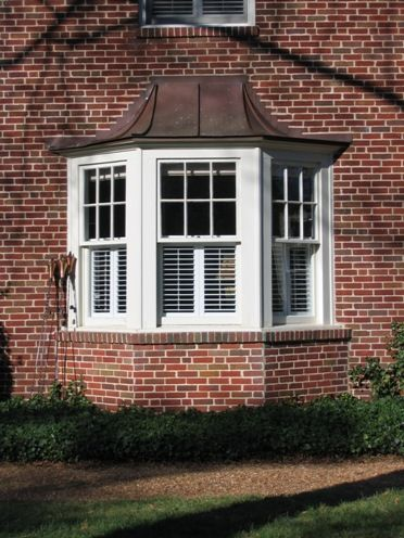 Brick House Window Layout Google Search Project Kf Pinterest Copper Bays And Bricks