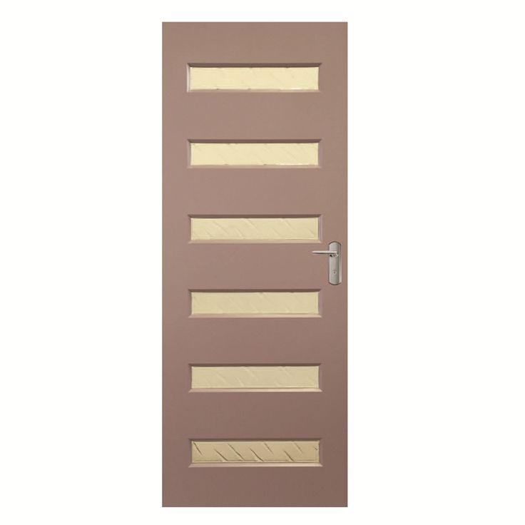 Hume 2040 x 820 x 40mm Newington Entrance Door - XN16 - Bunnings Warehouse