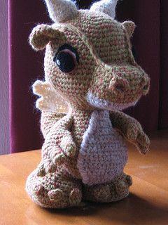 Ravelry: carolaellen1955's Baby Dragon