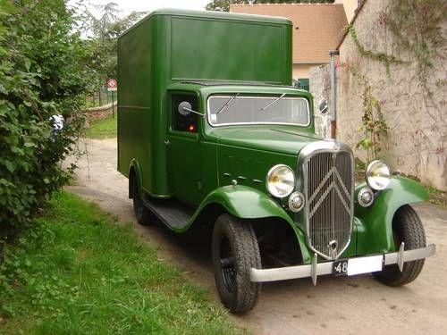 Citroen Rosalie 1933