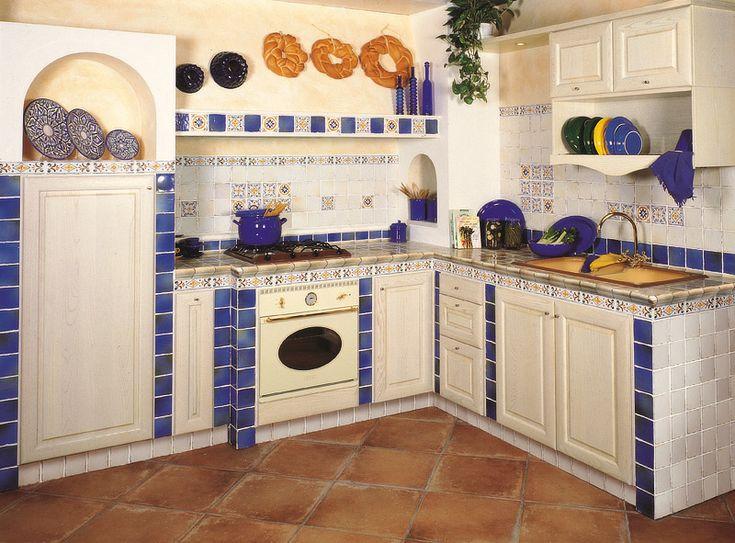 28 best images about cucina in muratura alessio on pinterest ... - Mattonelle 10x10 Cucina In Muratura