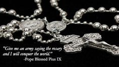 The Miraculous 54-Day Rosary Novena    August 15 - October 7