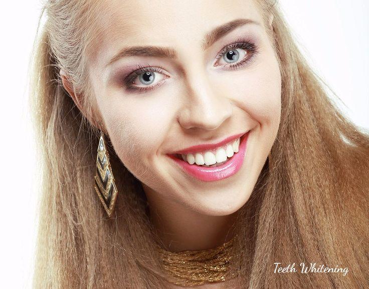 Teeth Whitening #TeethWhitening