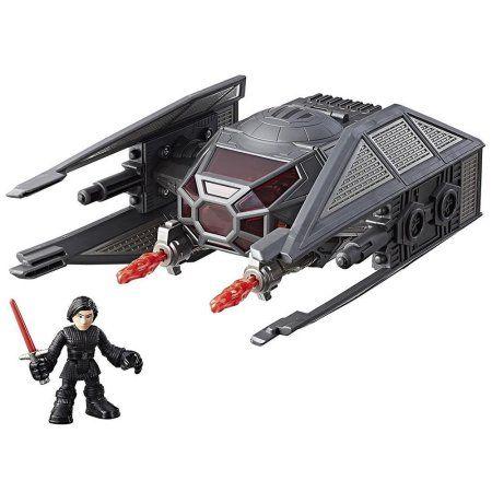 Galactic Heroes Star Wars Kylo Ren & Tie Silencer