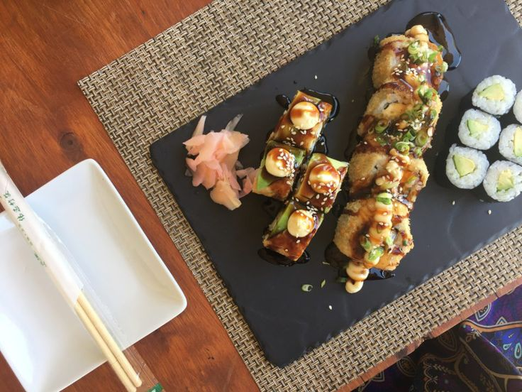 TOP 5: THE MOST BEAUTIFUL PLACES TO EAT SUSHI IN THE CITY
