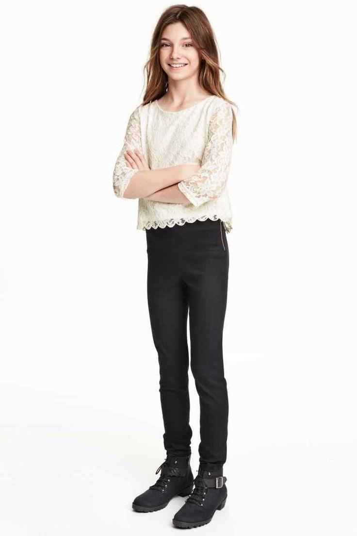 Pantaloni superelastici   H&M