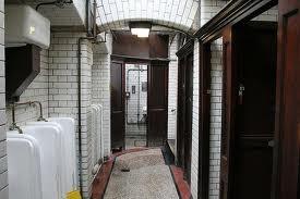 public toilets in Greenwich, London