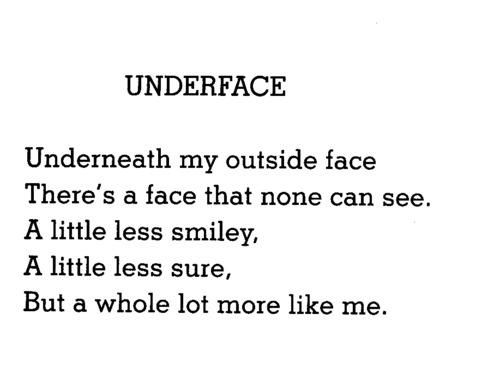 Underface: Shel Silverstein