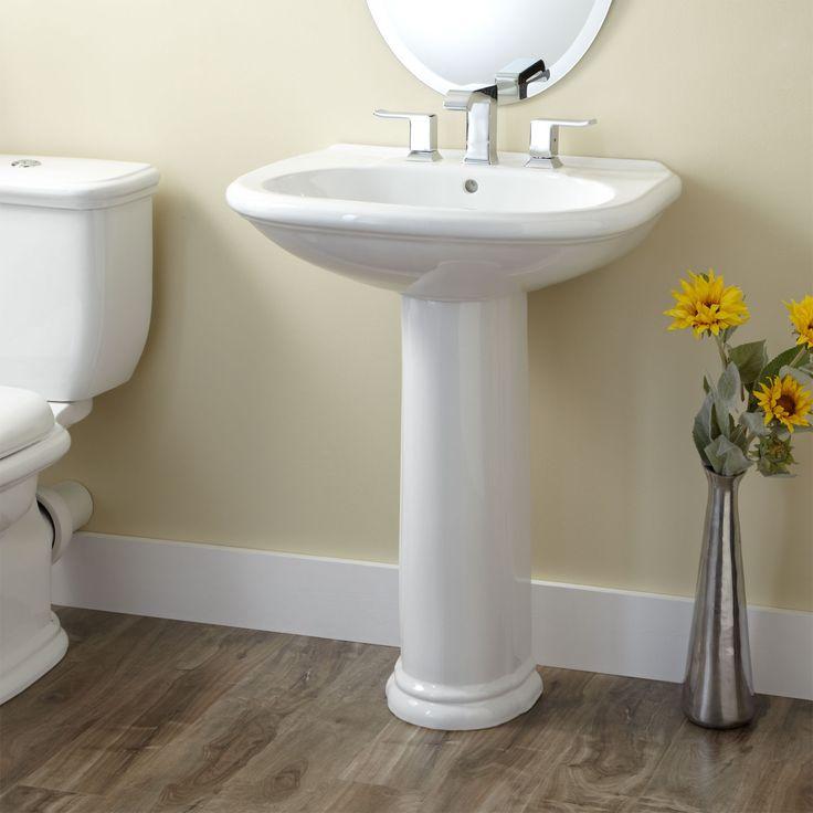 Kennard Porcelain Pedestal Sink