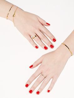 How to Remove Bright Nail Polish Without Staining Your Fingers via @ByrdieBeautyUK
