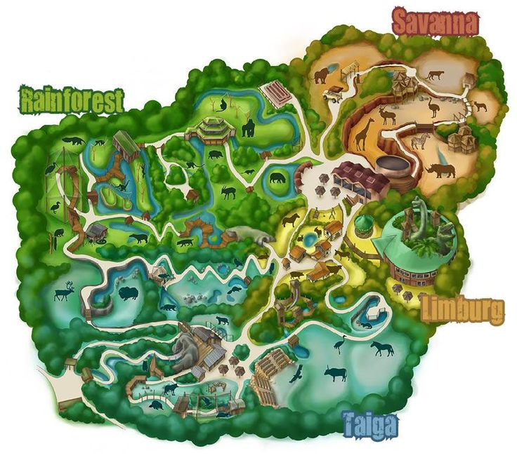 GaiaZOO Tierpark mit 100 besonderen Tierarten 10 bis 17 Uhr 16 Euro