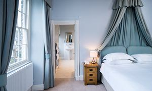 The Swan at Hay, Hay-on-Wye: hotel review | Travel | The Guardian