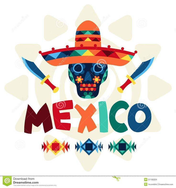 diseño-mexicano-étnico-del-fondo-en-estilo-nativo-51195024.jpg (1300×1390)