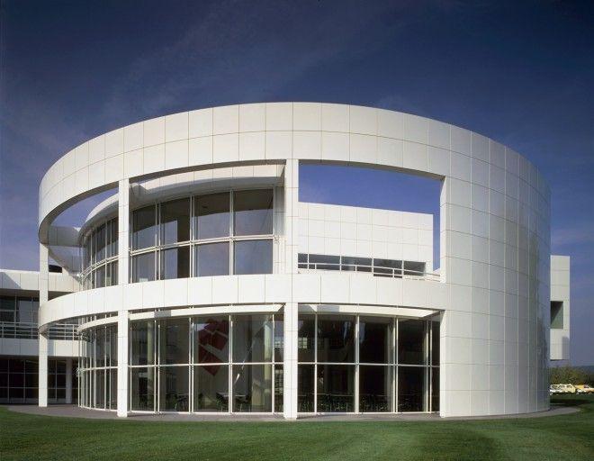 Weishaupt Forum – Richard Meier & Partners Architects
