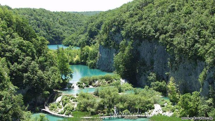 Der schönste Ort Plitvicer Seen in Kroatien Weitere interessante Informationen über Kroatien und nicht nur auf http://www.e-kroatien.de/plitvicer-seen